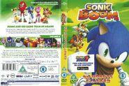 Sonic Boom Volume 4 Full DVD Cover