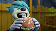 Dave the Meh Burger Eater