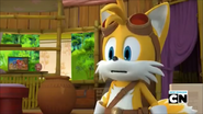 Sonic Boom Tails Can't Remember