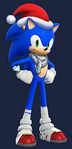 Sonic de natal