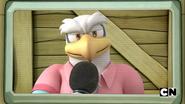 Soar, the sexy eagle