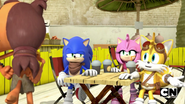 S2E03 Sonic Amy and Tails 2