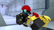Dr. Eggman, can you fix Cubot