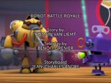 Robot Battle Royale (episódio)