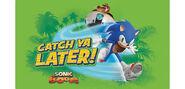 Sonic boom cg 5