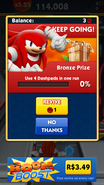 Knuckles death