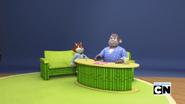 Comedy Chimp Show inside