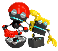 Orbot-Cubot