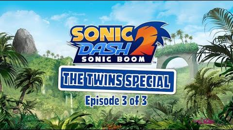 Sonic Dash 2 Sonic Boom Dev Diary 3 of 3