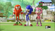 Sonic and Amy... & KNUCKLES S2EP3
