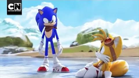 Sidekick Power I Sonic Boom I Cartoon Network
