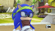Hipster Sonic Angry 2