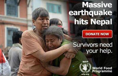 Campanha Nepal logo