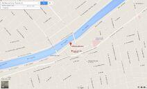 Ed Esquina Center, mapa editado