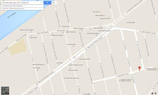 Entidades - FEJA Joana dAngelis- mapa2
