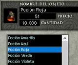 Posión Roja