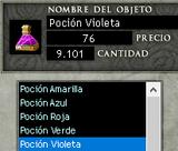 Posión Violeta