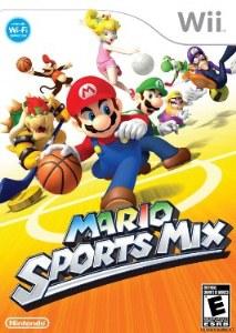Mario Sport Mix Cover