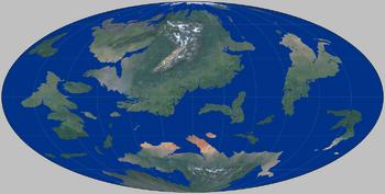 Mundu map