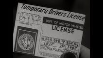 Herman's Drivers License