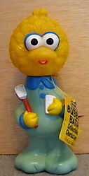 Baby big bird soaky 1996