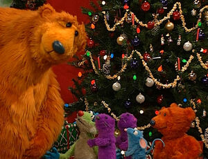 episode 325 a berry bear christmas 1 muppet wiki. Black Bedroom Furniture Sets. Home Design Ideas