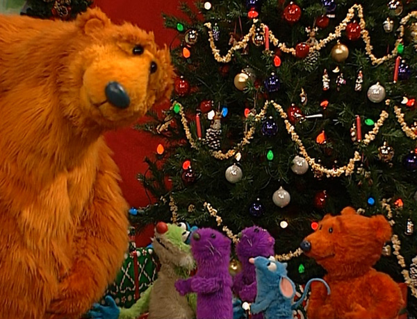 latestcb20100320023905 - Bear Inthe Big Blue House A Berry Bear Christmas