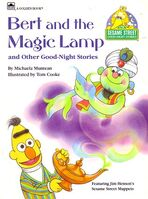 Bert and the Magic Lamp