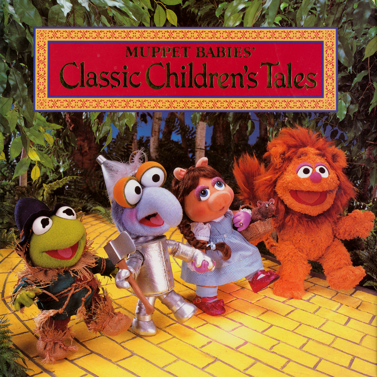 muppet babies 39 classic children 39 s tales muppet wiki. Black Bedroom Furniture Sets. Home Design Ideas