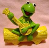 Kermit's Swamp Years toys (Dairy Queen)