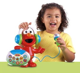 Fisher price sesame street sing with elmo's greatest hits 2