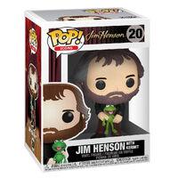 Funko figure Henson Kermit box
