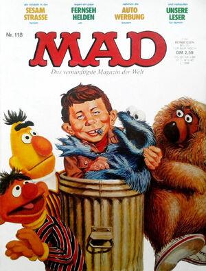 MAD-magazine-Sesamstrasse-(Germany)
