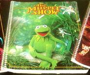 Notebook kermit swamp