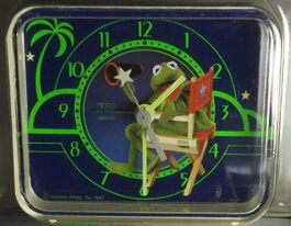 Picco 1980 kermit clock 1