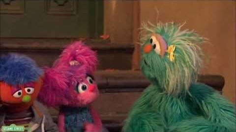 Sesame Street Little Children, Big Challenges Incarceration - You're Not Alone Song