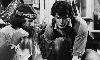 Christopher Reeve - Jim Henson