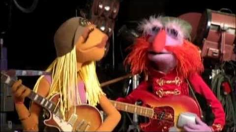 "Disney's ""The Muppets"" - Floyd and Janice Interview"