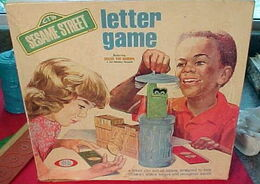 Ideal 1972 letter game 1