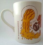 Kiln craft 1986 muppet babies rowlf mug 3