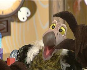 Mopatop-vulture