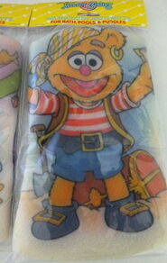 1988 dragons are too seldom muppet babies bath mitts 3