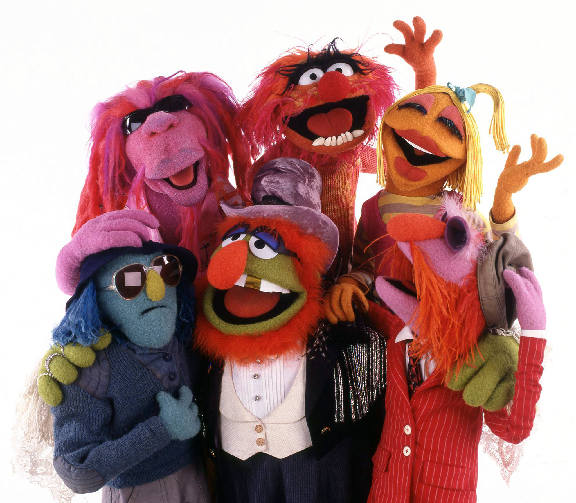 Image result for muppet band