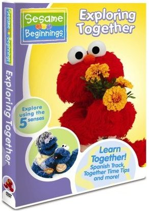 Exploring Together DVD