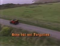 GoneButNotForgotten