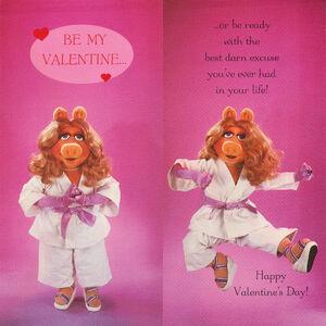 Karate Valentine