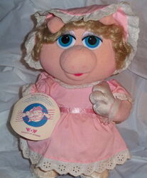Little boppers baby piggy 1987