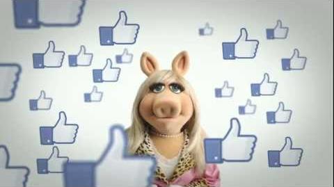 Miss Piggy Facebook Fan-A-Thon Promotional Video
