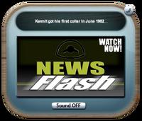 Muppets.com news widget - muppet wiki logo