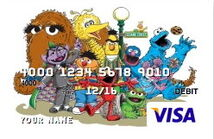 Sesame debit cards 35 cast